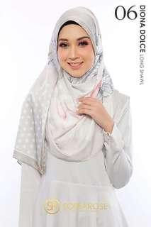 [BOOK NOW] Diona Dolce Long Shawl