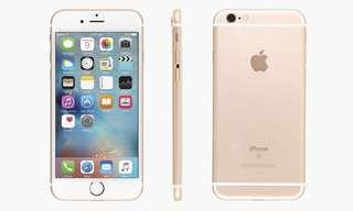 iPhone 6s gold 32gb UNLOCKED