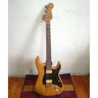 Fender SQUIRE Guitar Made In JAPAN