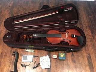 Full size Stentor Violin (4/4)