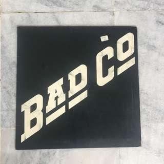 LP/Vinyl/Piring Hitam