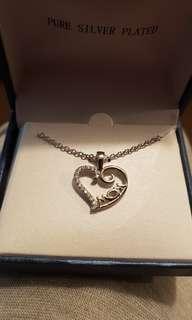 Brand new mom necklace