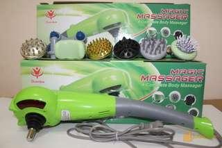 Magic Massager / Alat Pijat ORIGINAL