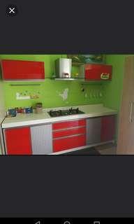 Kitchen and wardrobe show room