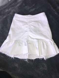Supré denim skirt (size 6)