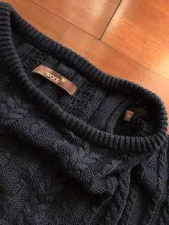 Sweater Knit Wood