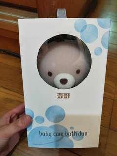 奇哥BonBon沐浴組寶寶洗澡肥皂