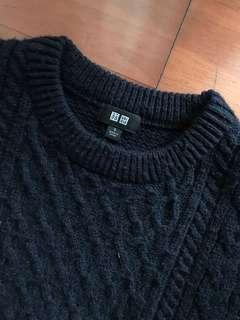 Knit Sweater Uniqlo