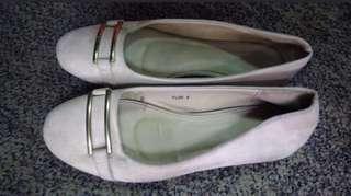 Parisian Nude Shoes