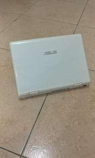 二手ASUS F80S雙核心14吋獨顯ATI-HD3470筆電win7