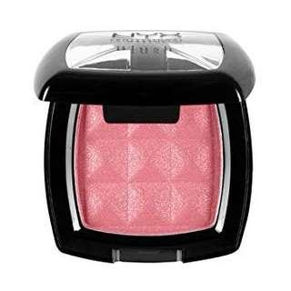 INSTOCK NYX Cosmetics Powder Blush in PB25 Pinched / NYX Blush in PINCHED