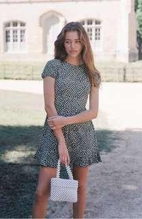With Jean Pammi dress