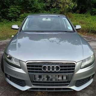 AUDI A4 - CONTINENTAL, SPORTY, SOLID BUILD QUALITY