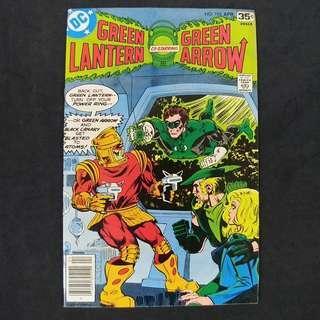 Green Lantern #103 (1978) starring the Green Arrow - DC Comics / Bronze Age