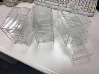 晶瑩儲物盒