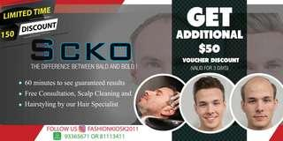 Men's Non Surgical Hair Replacement