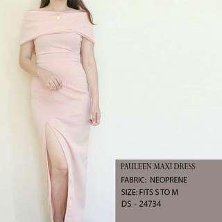 Pauleen Maxi Long Dress