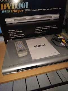 Haeir DVD