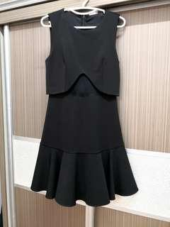 Elegant Black Dress #APR10