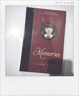 Lang Leav Memories Hardcover English