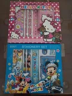 Stationary set