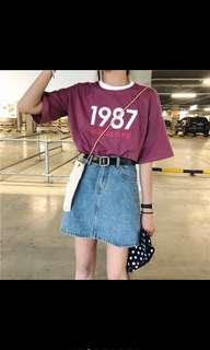 BN 1987 SUBCULTURE TOP