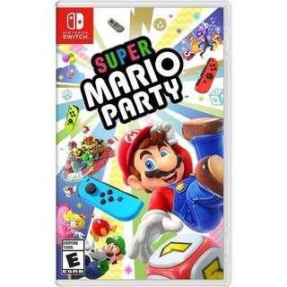 徵徵徵 switch Mario party 徵徵徵
