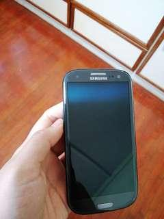 Samsung Galaxy S3 (not sure storage space)