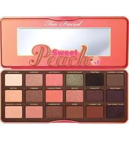 Too Peach Eyeshadow