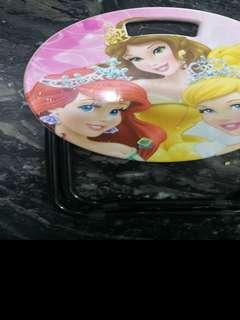Foldable stool for kids - princess