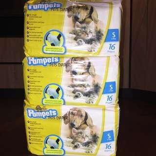 Pampets Pets Diapers