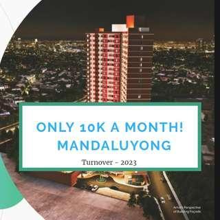 Condo in Mandaluyong