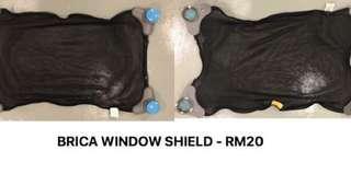 Brica window shield