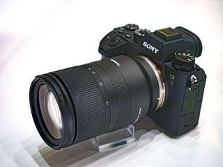 Tamron 28-75mm f2.8 sony e mount