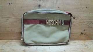 Authentic Moschino shoulder cross body bag