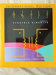 Electric Circuits (University / College Textbook)
