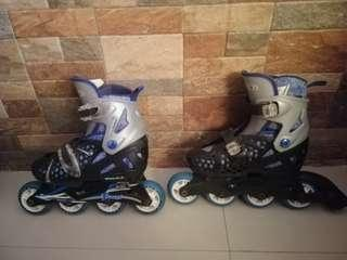 Roller blades for kids size 2 - 5