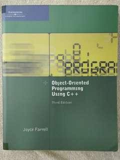 Object Oriented Programming Using C++ (Textbook)