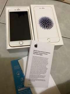 Iphone 6 32GB Gold Mulus Ex Ibox Resmi