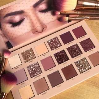 Huda Beauty Nude Palette