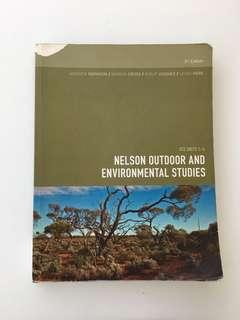 Nelson outdoor and environmental studies VCE Units 1-4 (3rd Edition)