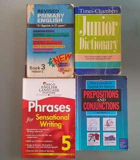 English / Composition Guidebooks For Primary 5 & 6