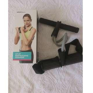 MINISO SIT-UP BODYBUILDING EXPANDER
