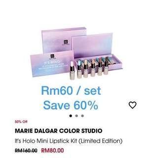 It's Holo Mini Lipstick Kit (Limited Edition)