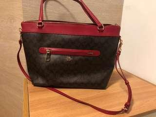 Authentic Coach totes bag