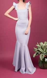 Powder Blue formal Dress