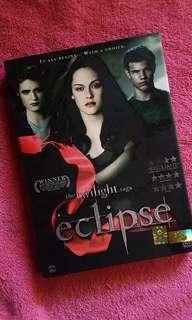 Eclipse DVD (from Thailand)