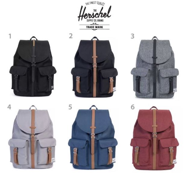 31acfe14232 100% Cheapest Authentic  Herschel Dawson Backpack