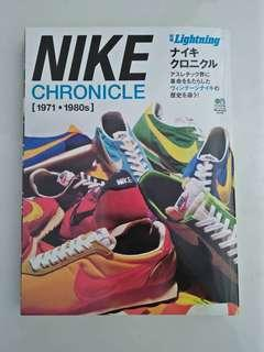 Nike Chronicles Book