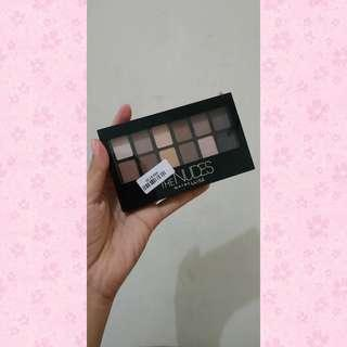 Maybelline The nude Eyeshadow